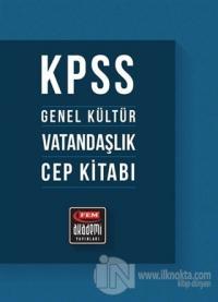 KPSS Genel Kültür Vatandaşlık Cep Kitabı