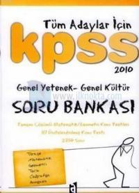 KPSS Genel Yetenek-Genel Kültür 2010