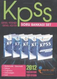KPSS Genel Yetenek - Genel Kültür Soru Bankası Seti