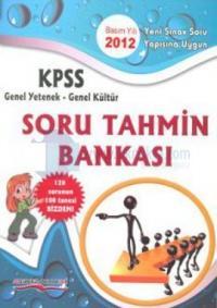 KPSS Genel Yetenek - Genel Kültür Soru Tahmin Bankası