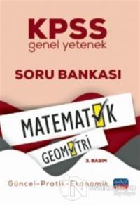 KPSS Genel Yetenek Matematik - Geometri Soru Bankası