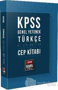 KPSS Genel Yetenek Türkçe Cep Kitabı