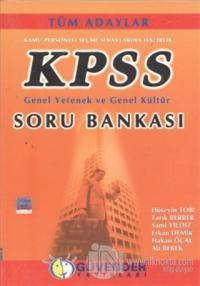 KPSS Genel Yetenek ve Genel Kültür Soru Bankası