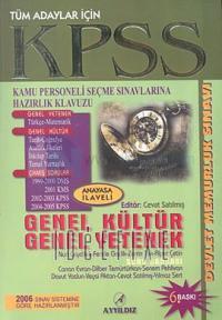 KPSS Kamu Personeli Seçme Sınavlarına Hazırlık Klavuzu Genel Kültür - Genel Yetenek
