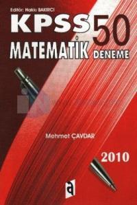 KPSS Matematik 50 Deneme 2010