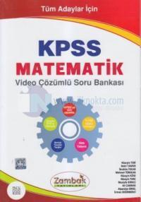 KPSS Matematik Video Çözümlü Soru Bankası