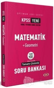 KPSS Optimum Jüri Serisi Matematik Geometri Tamamı Çözümlü Soru Bankası