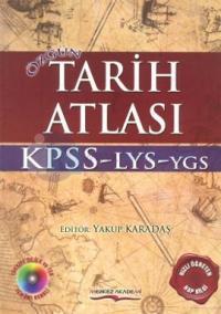 KPSS Özgün Tarih Atlası