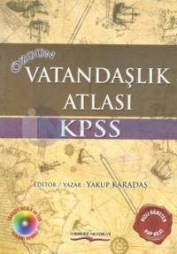 KPSS Özgün Vatandaşlık Atlası