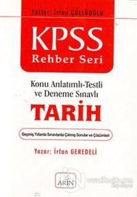 KPSS Rehber Seri -Tarih Konu Anlatımlı -Testli ve Deneme Sınavlı