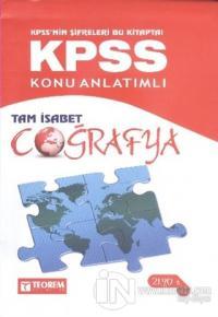 KPSS Tam İsabet Coğrafya Konu Anlatımlı