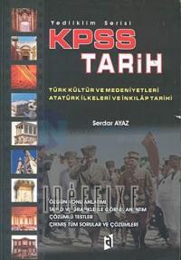 KPSS Tarih Türk Kültür ve Medeniyetleri Atatürk İlkeleri ve İnkılap Tarihi