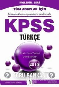 KPSS Türkçe 2010