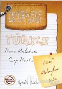 KPSS Türkçe Konu Anlatım Cep Kartı