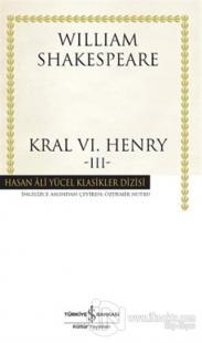 Kral 6. Henry - 3 (Ciltli)