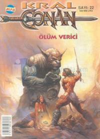 Kral Conan Sayı: 22 Ölüm Verici