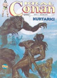 Kral ConanSayı: 7Kurtarıcı