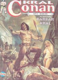 Kral ConanSayı: 8Barbar Kral
