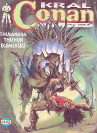 Kral ConanSayı: 9Thulandra Thu'nun Egemenliği
