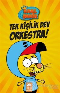Tek Kişilik Dev Orkestra - Kral Şakir (Ciltli)