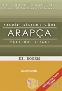 Kredili Sisteme Göre Arapça Yardımcı Kitabı 3. Dönem