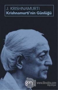 Krishnamurti'nin Günlüğü %40 indirimli Jiddu Krishnamurti