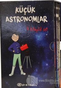 Küçük Astronomlar Serisi (4 Kitaplık Set)