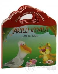 Küçük Çantalı Kitaplar: Akıllı Koala Pembe Balık