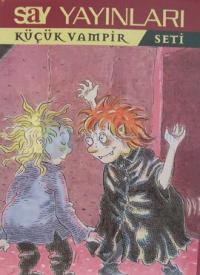 Küçük Vampir Seti (18  Kitap Takım)