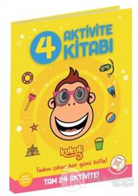 Kukuli Aktivite Kitabı - 4