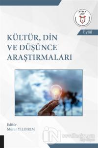 Kültür, Din ve Düşünce Araştırmaları