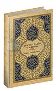 Kur'an-ı Hakim ve Açıklamalı Meali (Büyük Boy)