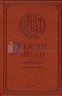 Kur'an Mesajı  Meal Tefsir  (Büyük Boy)