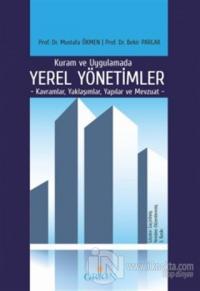 Kuram ve Uygulamada Yerel Yönetimler %5 indirimli Mustafa Ökmen