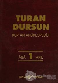 Kur'an Ansiklopedisi (8 Cilt Takım) (Ciltli)