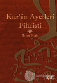 Kur'an Ayetleri Fihristi (Ciltli)
