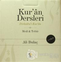 Kur'an Dersleri (7 Cilt Kutulu Takım) (Ciltli)