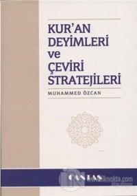 Kur'an Deyimleri ve Çeviri Stratejileri