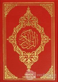 Kur'an-ı Kerim (Çanta Boy Kılıflı - Kuran-016)