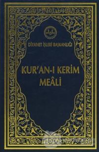Kur'an-ı Kerim Meali (Orta Boy) (Ciltli) %15 indirimli Komisyon