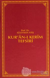 Kur'an-ı Kerim Tefsiri (6 Cilt Takım) (Ciltli)