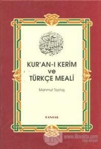 Kuran-ı Kerim ve Türkçe Meali (Hafız Boy)