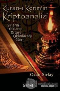 Kuran-ı Kerim'in Kriptoanalizi