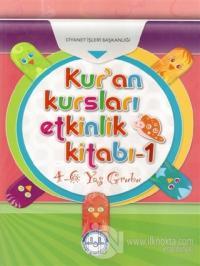 Kur'an Kursları Etkinlik Kitabı (1-2 Takım)