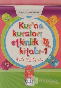 Kur'an Kursları Etkinlik Kitabı 1