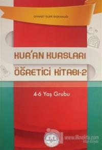 Kur'an Kursları Etkinlik ve Öğretici Kitabı -2
