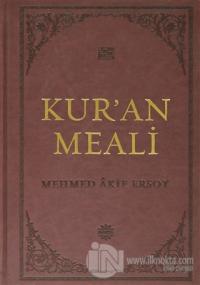 Kur'an Meali (Kuşe-Yaldızlı) (Ciltli)