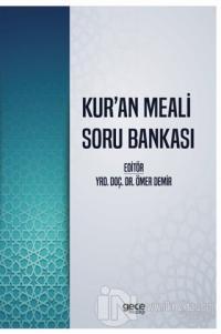 Kur'an Meali Soru Bankası
