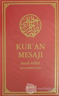 Kur'an Mesajı Meal-Tefsir  (Orta Boy) (Ciltli)