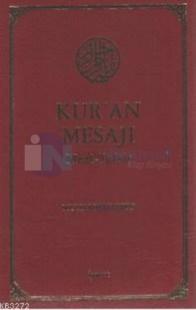 Kur'an Mesajı, Meal Tefsir - Orta Boy, Kutusuz, Mushaflı